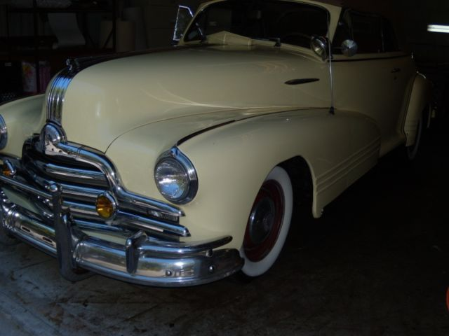 1947 pontiac convertible 8 cyl one family since new nice looking 1945 Pontiac Pickup 1947 pontiac convertible 8 cyl one family since new nice looking solid car