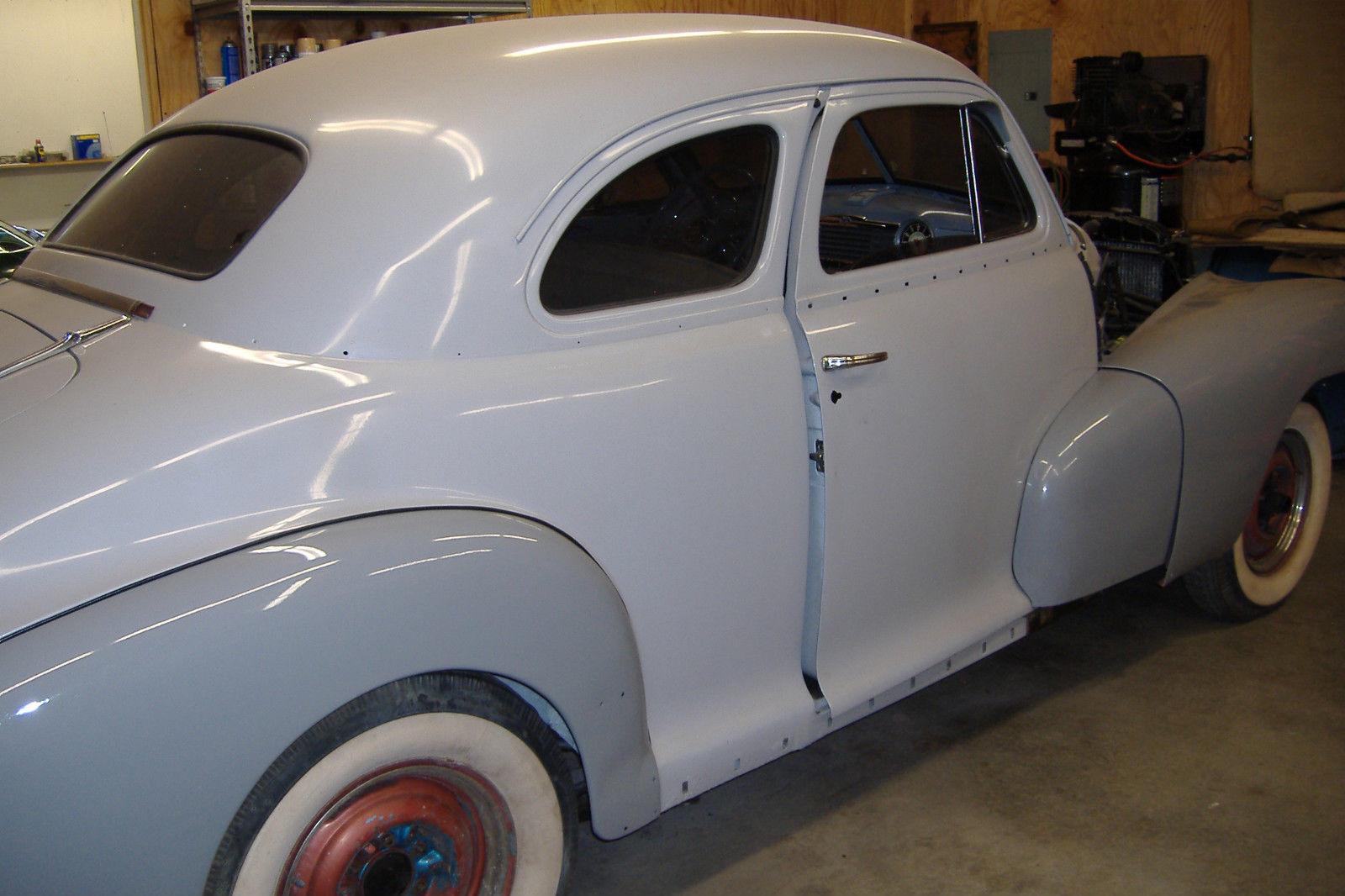 1948 chevrolet 2 door coupe stylemaster 80 restored for 1948 chevy 2 door