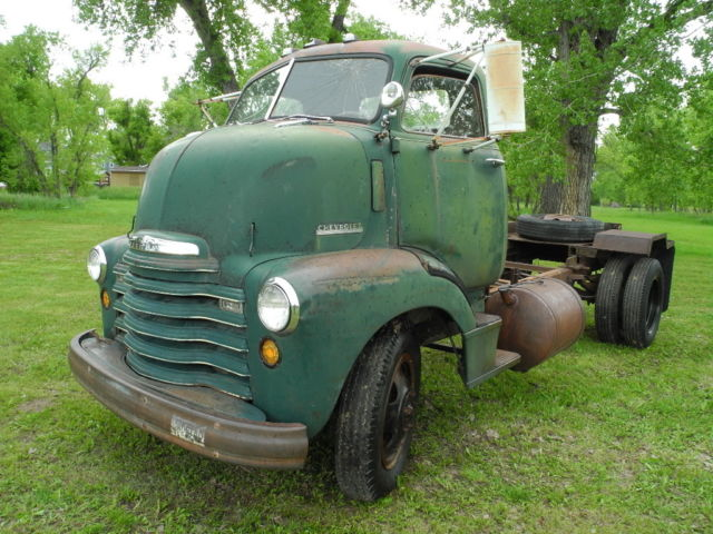 1948 Chevrolet COE truck Cab Over Snubnose truck Hot Rod ...
