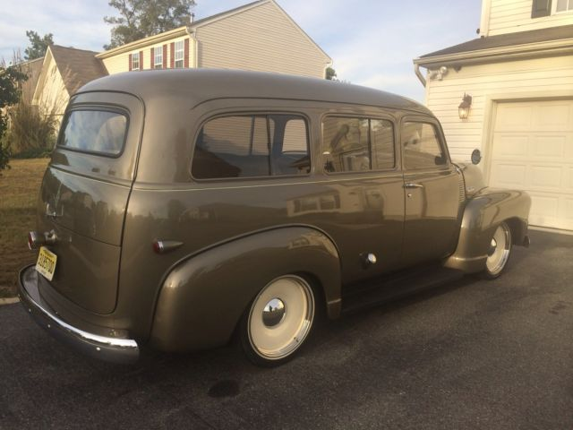 1948 chevy suburban carryall chevy 3100 show truck air for Motor vehicle suspension nj