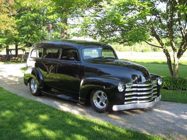 1948 chevy suburban hot rod cruiser other trucks for. Black Bedroom Furniture Sets. Home Design Ideas