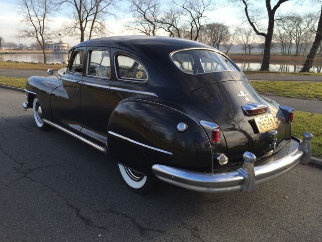 1948 chrysler windsor 4 door sedan