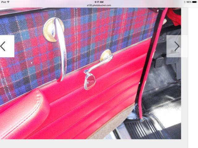 1948 Chrysler Windsor Series Base 4.1L, Fully Restored!