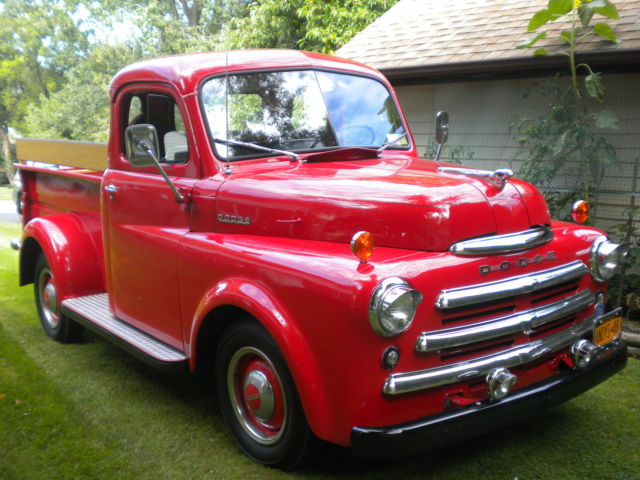 1948 Dodge B1B Pickup in Beautiful condition. 37,000 miles on odometer