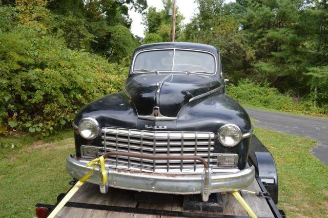 1948 dodge deluxe d24 for 1948 dodge deluxe 4 door
