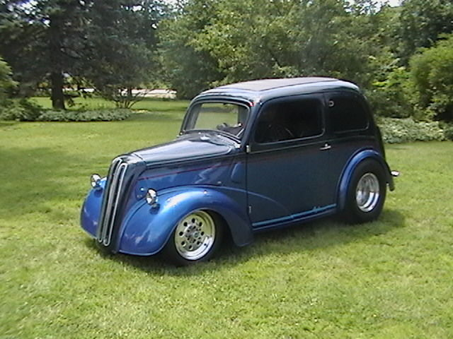 1948 FORD ANGLIA STRIP OR STREET