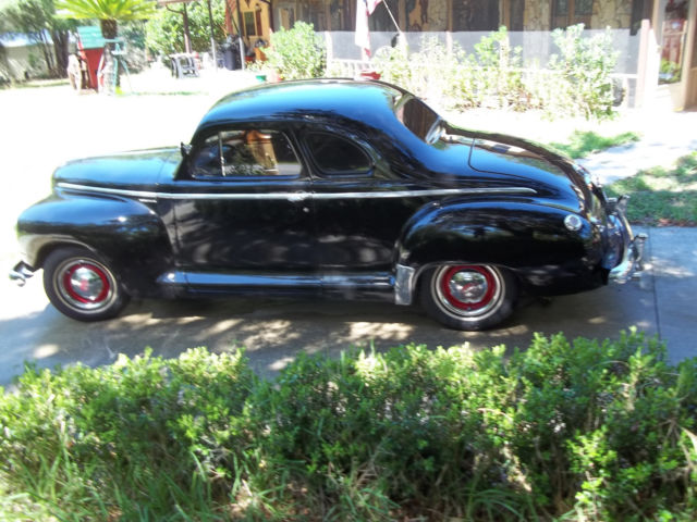 1948 Plymouth business coupe =special deluxe