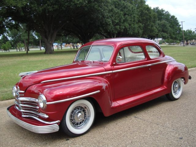 1948 plymouth deluxe coupe special. Black Bedroom Furniture Sets. Home Design Ideas