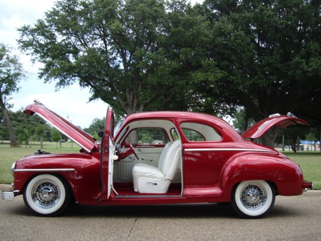 1948 Plymouth Deluxe Coupe Special