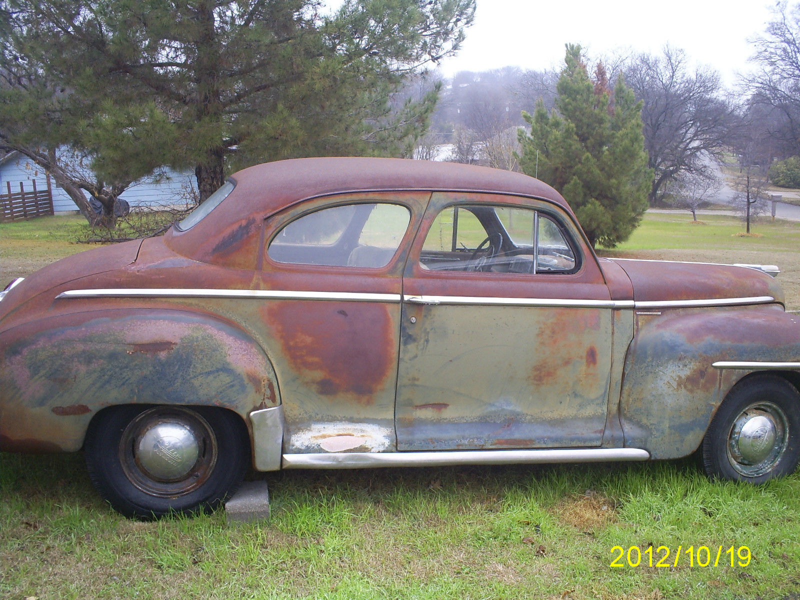 1948 plymouth special deluxe club coupe for 1948 plymouth 2 door sedan