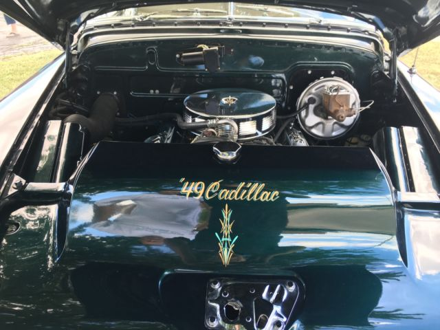 1949 Cadillac Sedanetta Restomod