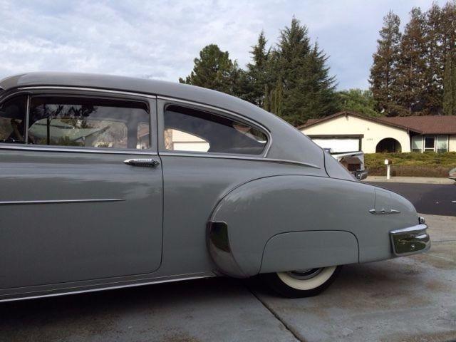 1949 chevrolet 2 door fleetline chevy fastback for 1949 chevrolet 2 door sedan