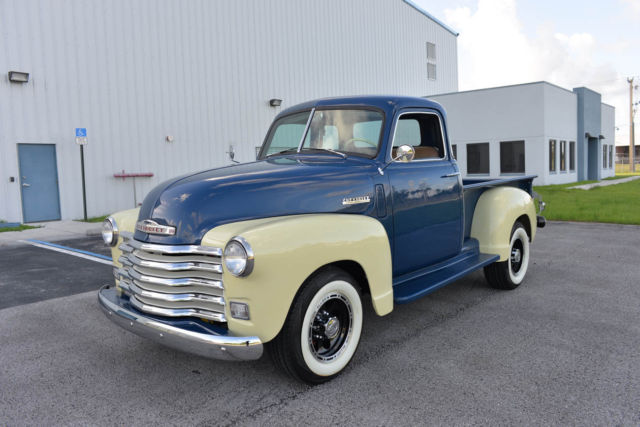 1949 Chevrolet 3100 5 Window Pickup Chevy Truck Not Apache 1955 1957