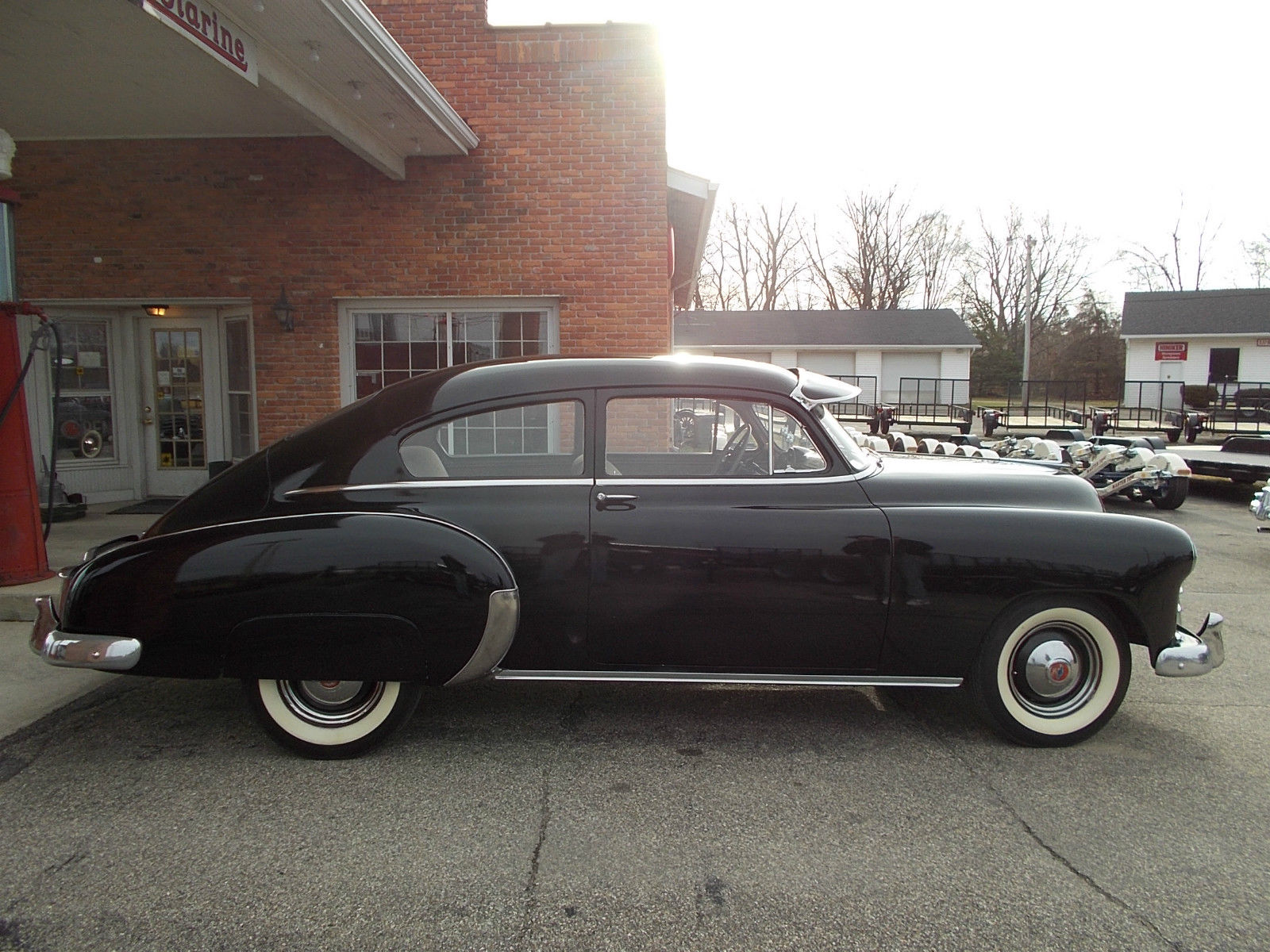 Can You Sell A Car Without A Title >> 1949 Chevrolet Fleetline 2dr Fastback