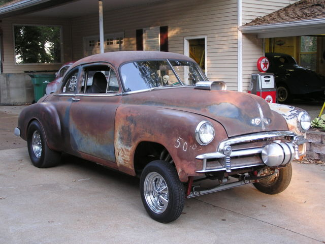 Better To Lease Or Buy A Car >> 1949 Chevy business coupe pro-street, hot rod, gasser, street rod, drag car, rat