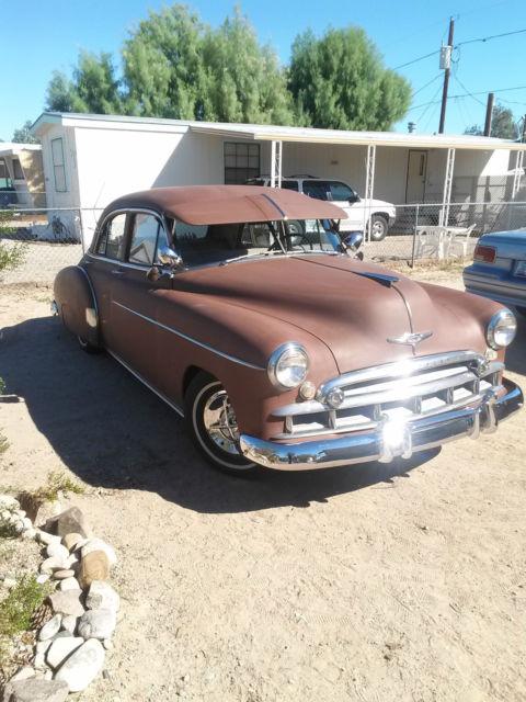 1949 Chevy Deluxe Lowrider Bomb Custom Classic 49