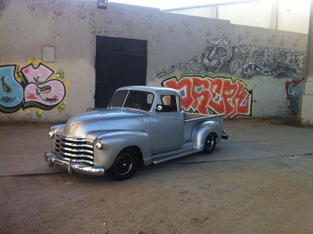 1949 Chevy Pickup Truck 5 Window V8 Custom Chevrolet