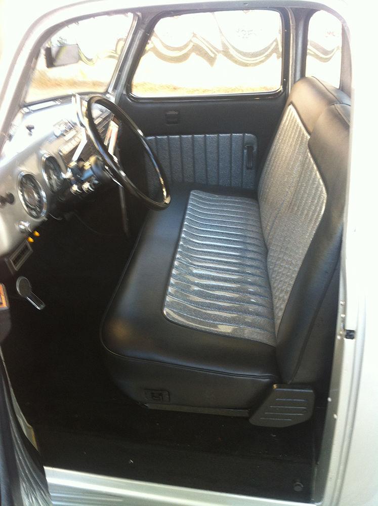 1949 chevy pickup truck 5 window V8 custom chevrolet ...
