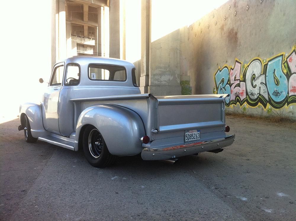 1949 Chevy Pickup Truck 5 Window V8 Custom Chevrolet Driver 47 48 50