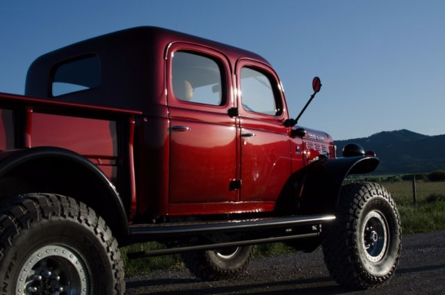 1949 Dodge Power Wagon Legacy Edition 90th Build Must See