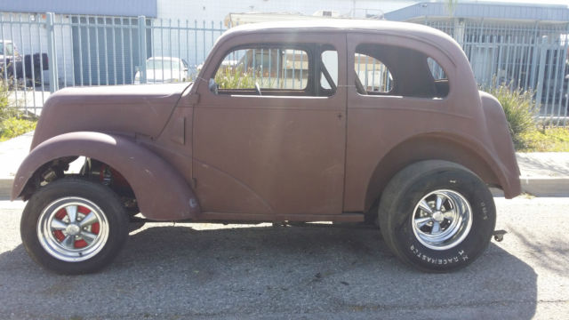 Classic Car Restoration San Bernardino