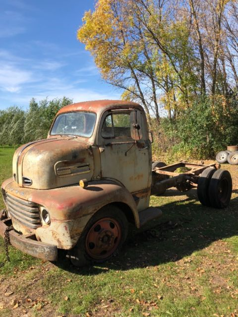 1949 Ford Coe cabover rat rod truck 1948 1950 1951 1952 ...