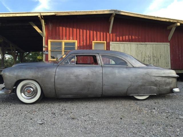 1949 Ford Custom Sedan Shoebox Kustom Chopped Leadsled