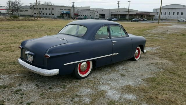 1949 Ford shoebox coupe  1949 Ford shoeb...