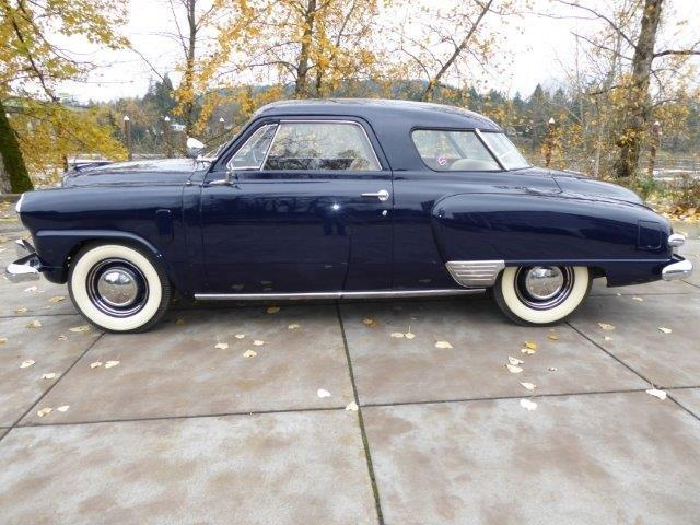1949 studebaker champion deluxe 2 door starlight coupe. Black Bedroom Furniture Sets. Home Design Ideas