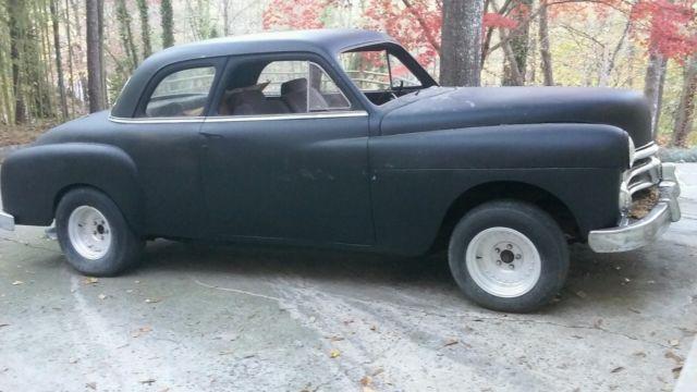 1950 black dodge coronet 2 door 350 pontiac motor 350 for 1950 dodge coronet 2 door