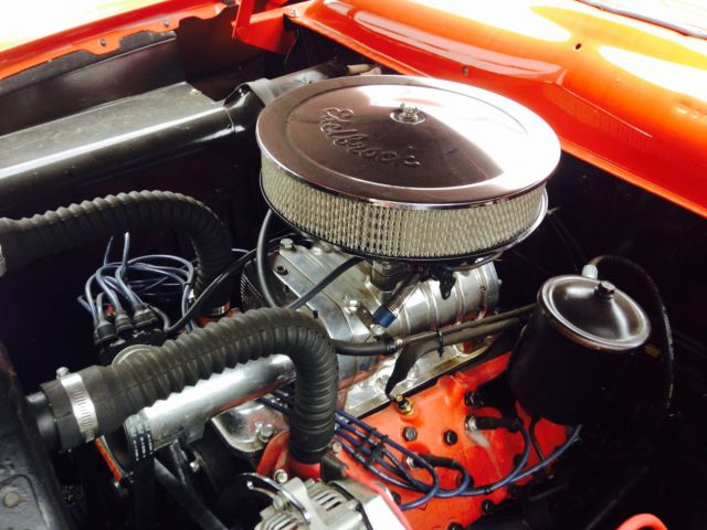 1950 Business Coupe Shoebox Resto Mod supercharged Flathead