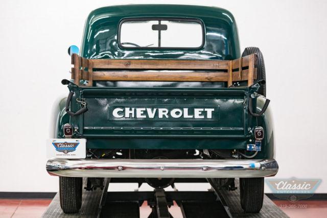 1950 Chevrolet 3100 1-1/2 Ton Pickup 235 I6 4 Sd Manual Pickup ... on wheel for chevrolet 3100,