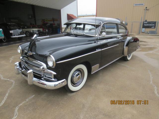 1950 chevrolet fleetline deluxe 2 door sedan for 1950 chevy 2 door sedan