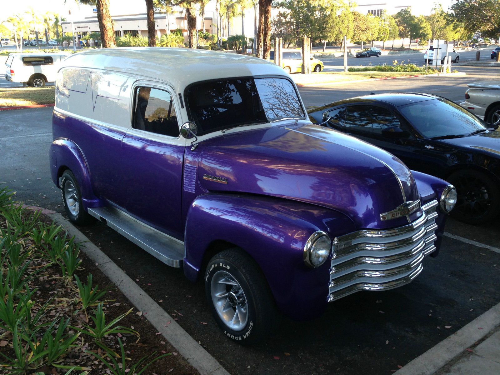 1950 Chevrolet Panel Truck Classic Hot Street Rod Muscle 3100 Not 1949 Chevy Vin Location Pick Up