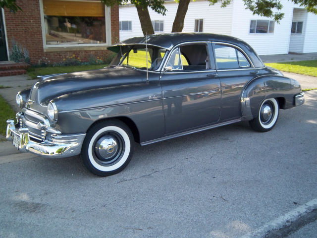 1950 Chevrolet Styleline Deluxe 4 Door Sedan