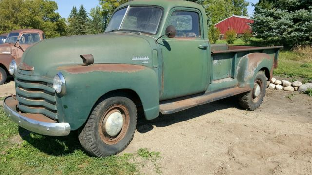1950 chevy pickup truck best patina ive seen sunbaked farm truck rat rod. Black Bedroom Furniture Sets. Home Design Ideas