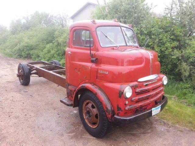 1950 Dodge Cabover Coe Ratrod Pickup Truck 47 48 49 51 52 No