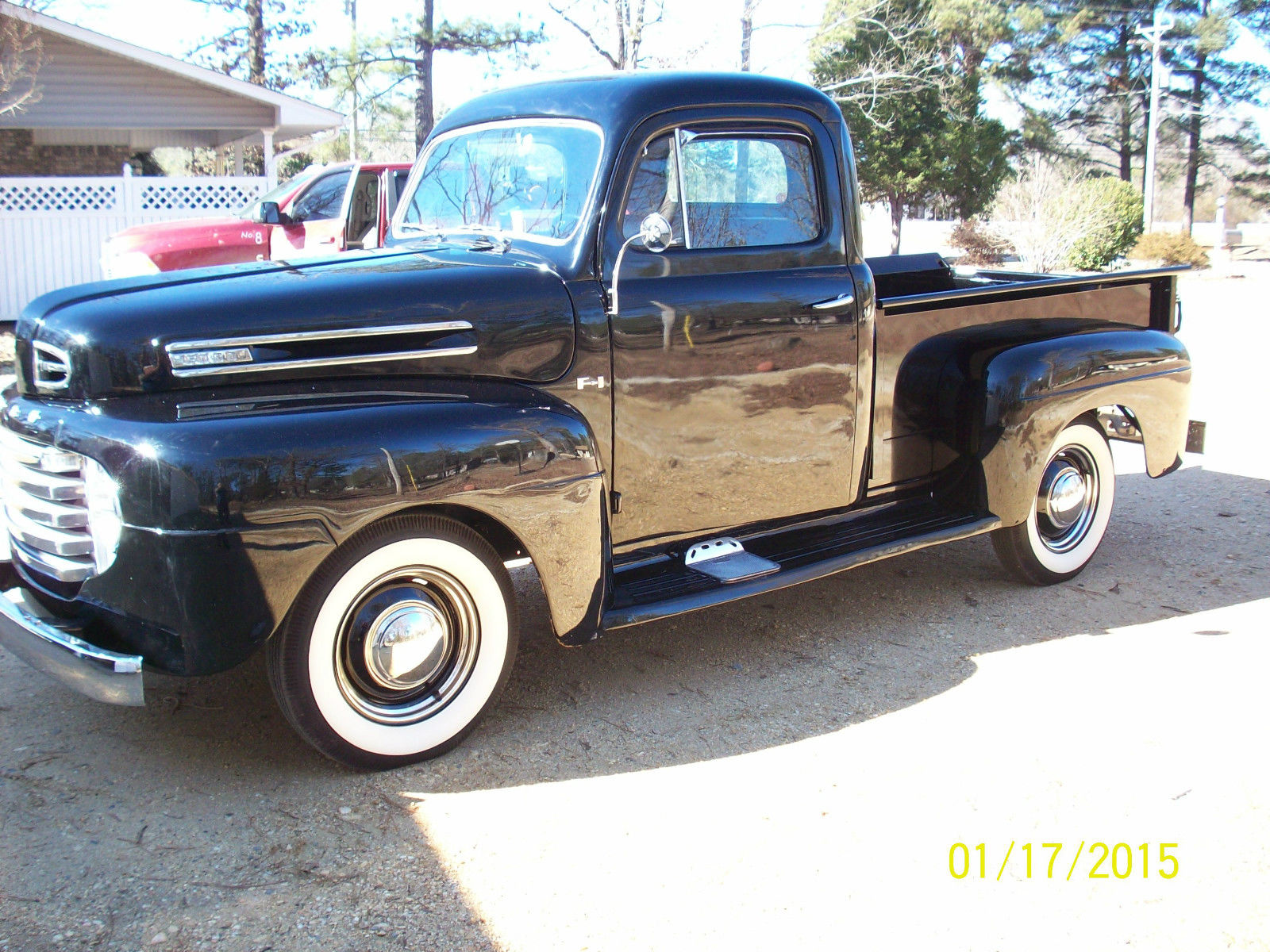 1950 Ford F1 Pickup Truck LOWER RESERVE