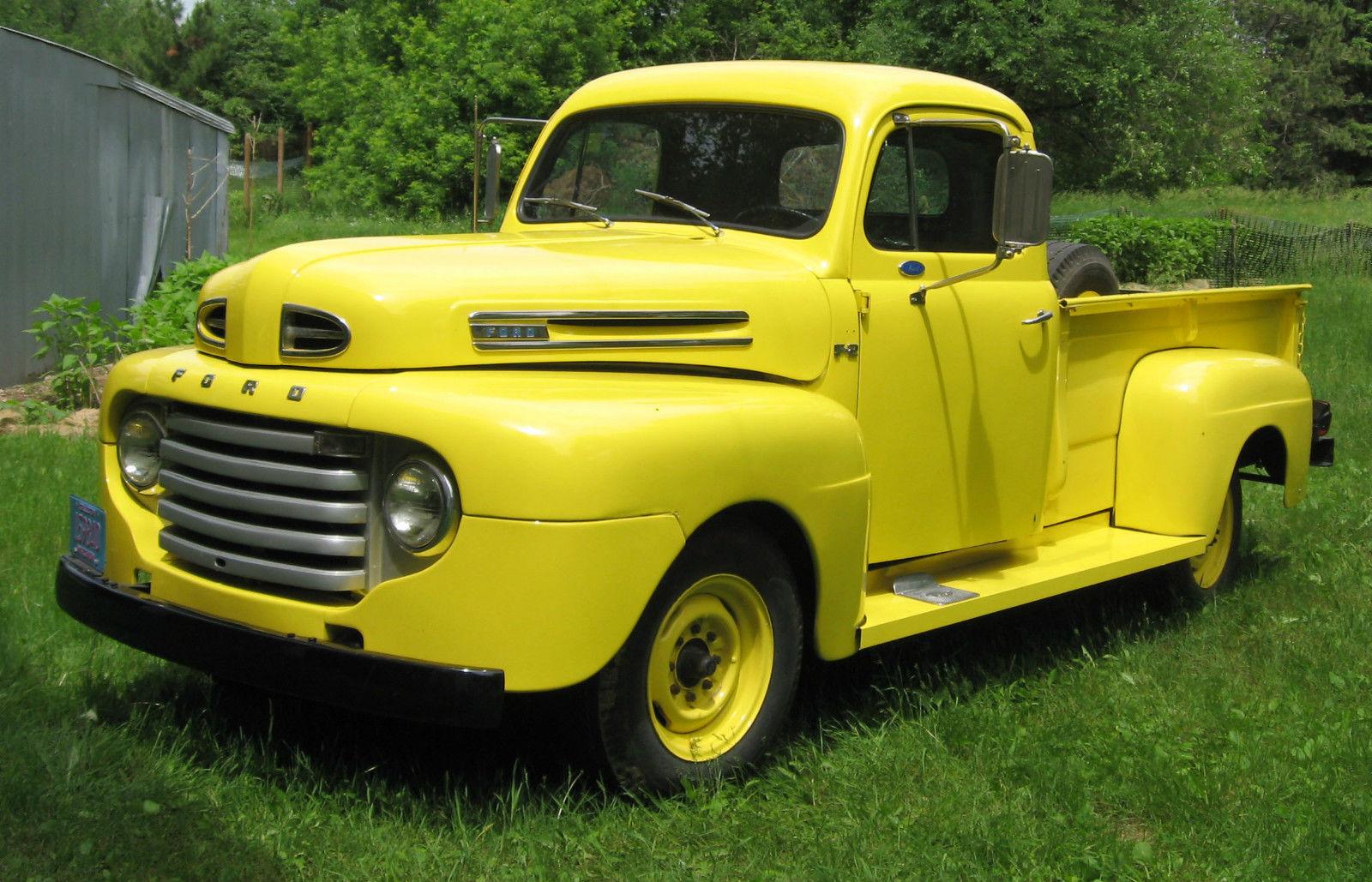 1950 ford f2 3 4 ton rebuilt flathead v8 for sale in menomonie wisconsin united states