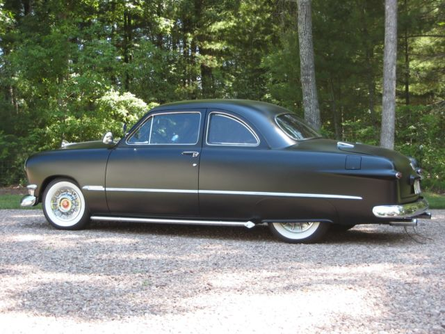1950 Ford Mild Custom Club Coupe With A 60s Hot Rod History