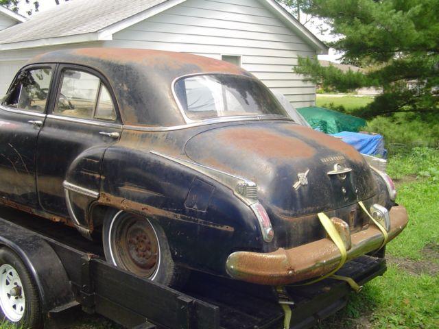 1950 oldsmobile 88 four door for 1950 oldsmobile 4 door