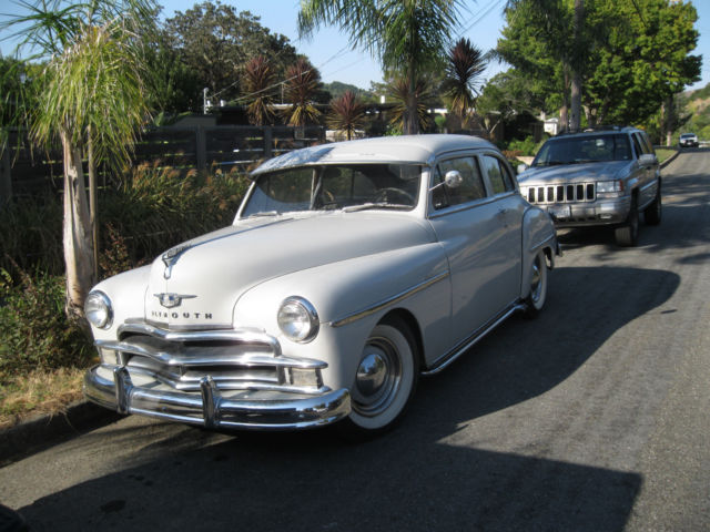 1950 plymouth deluxe 2 door for 1950 plymouth 2 door coupe