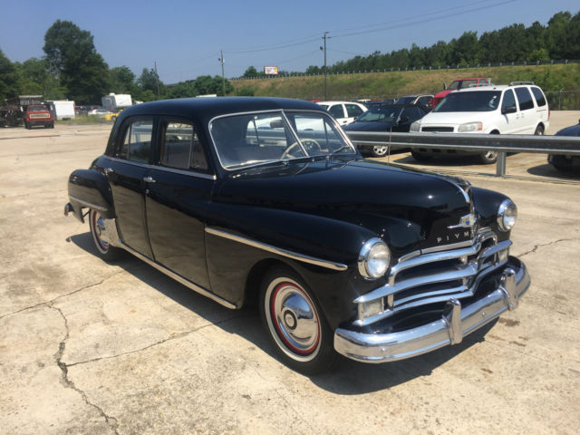 1950 plymouth special deluxe 6 cylinder engine runs and drives 1950 Plymouth Sedan 1950 plymouth special deluxe 6 cylinder engine runs and drives very well