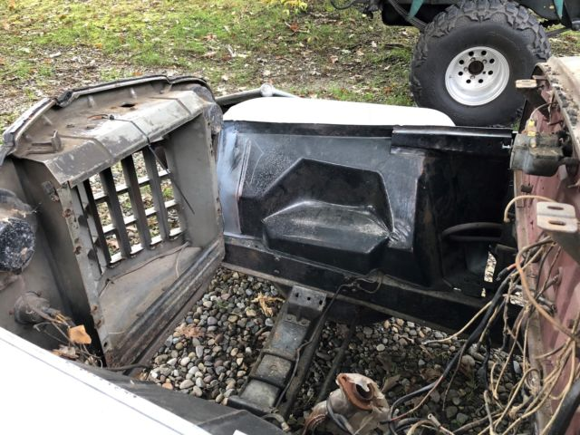 1950 Willys Wagon Barn Find Rat Hot Rod Classic Rare 2 Wd Project Custom Gasser