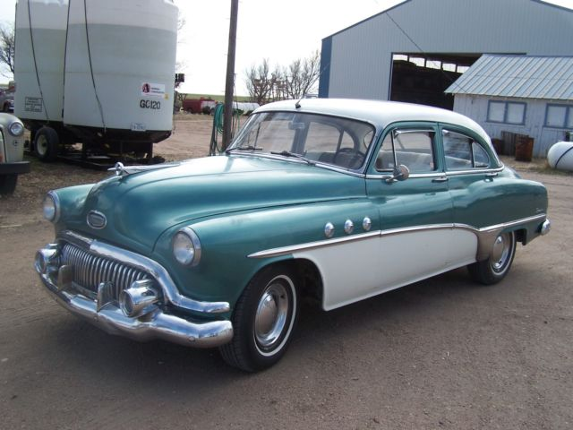 1951 buick special straight 39 8 39 dynaflow nice old high for 1951 buick special 4 door