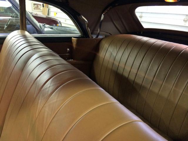1951 Buick Super Convertible Restored Original 51 Buick