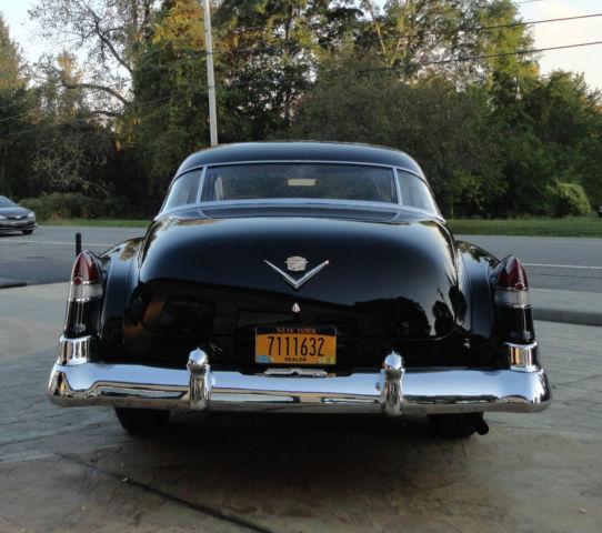 1951 Cadillac Coupe De Ville Series 62. Original Car