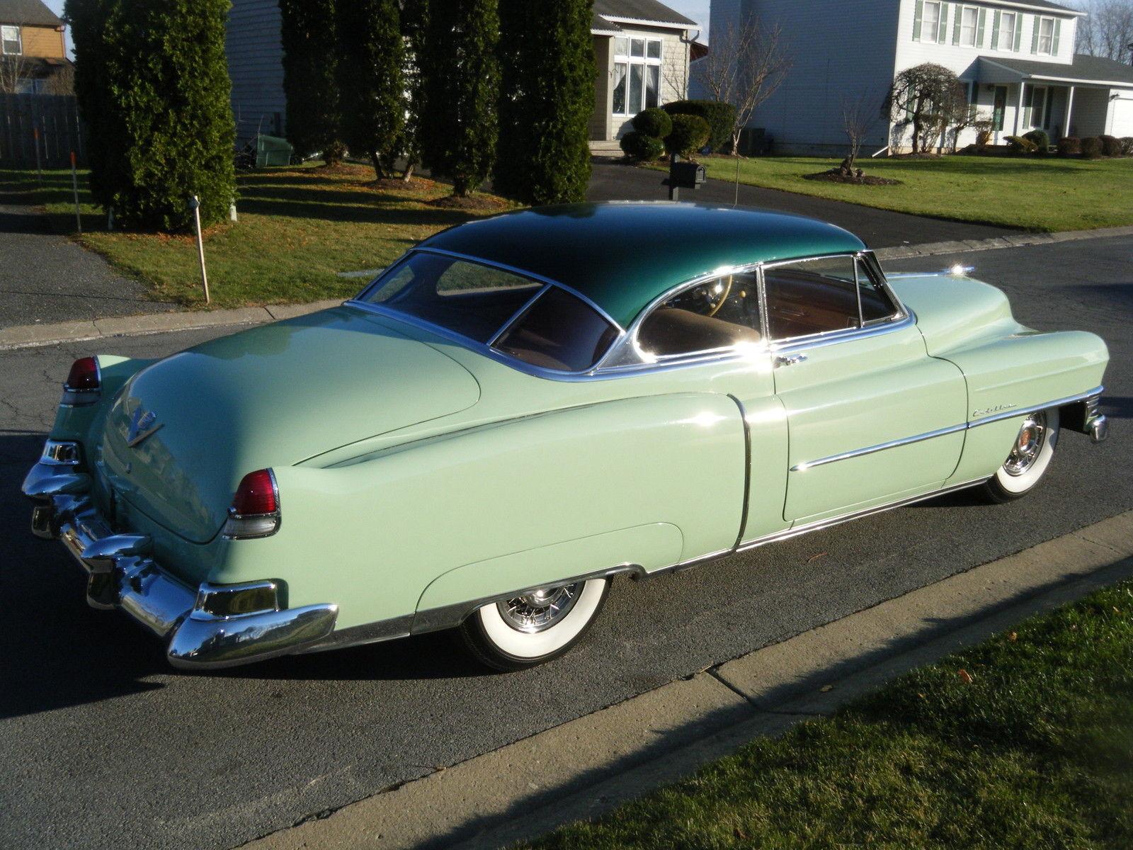 1951 Cadillac Coupe Rare Original Time Capsule 1950 1952 1953 Deville For Sale 1959 1960