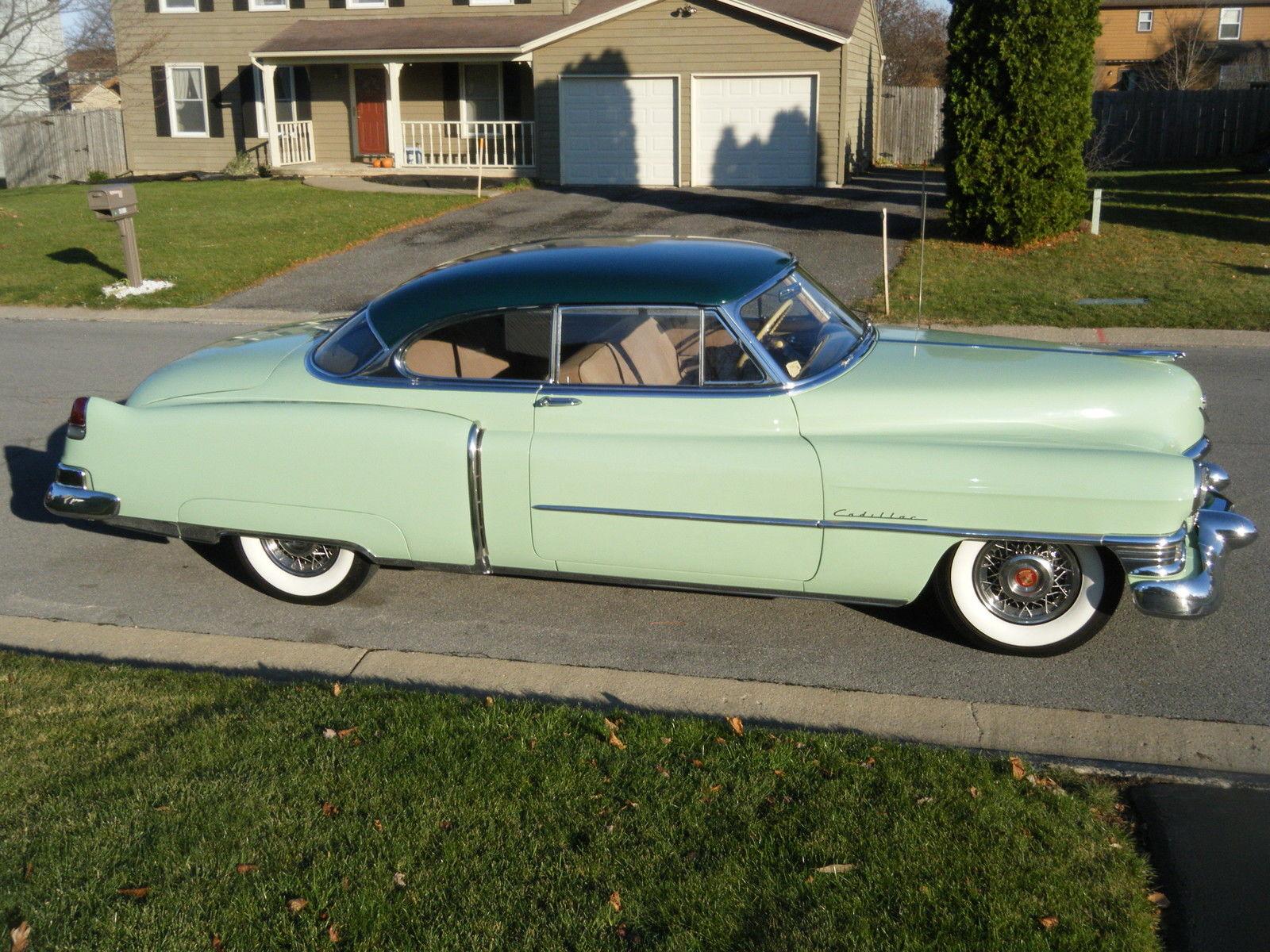 1951 Cadillac Coupe Rare Original Time Capsule 1950 1952 1953 Fleetwood 60 Special 1959 1960