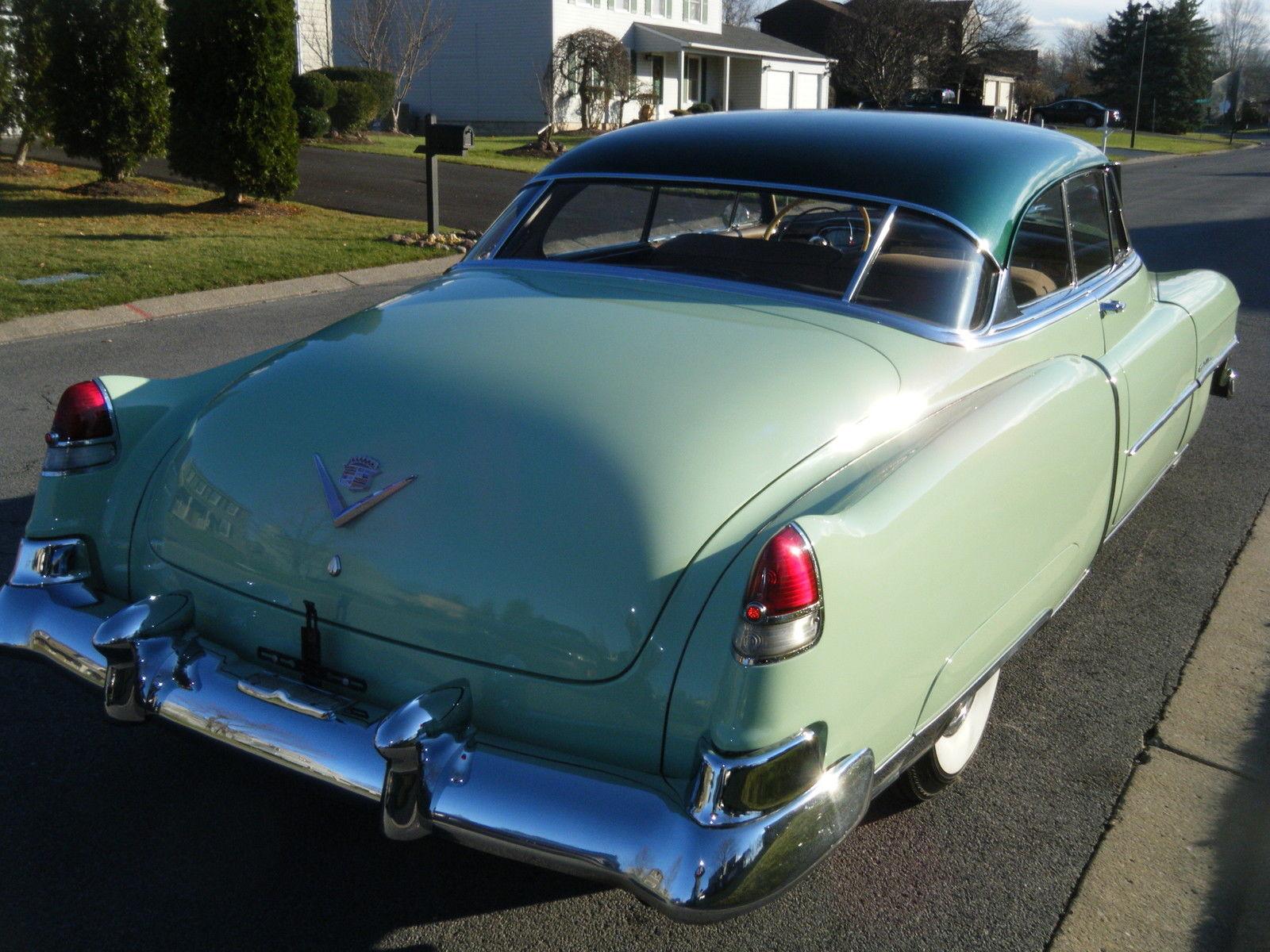 1951 Cadillac Coupe Rare Original Time Capsule 1950 1952 1953 Sedan Deville 1959 1960